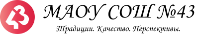 МАОУ СОШ №43